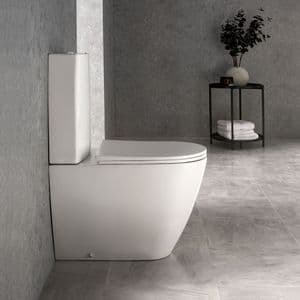 Healey & Lord Modern Collection Close Coupled Toilet
